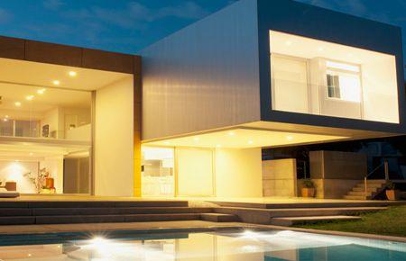 iluminacion exteriores costa rica