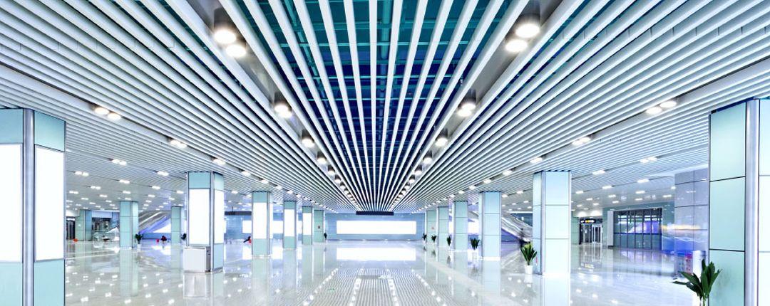 luces para pasillos locales comerciales costa rica