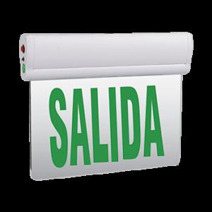 LED Emergency Fixture ZLSALIDA01 zl 1