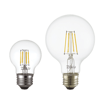 LED Classic Filament Lamps E26