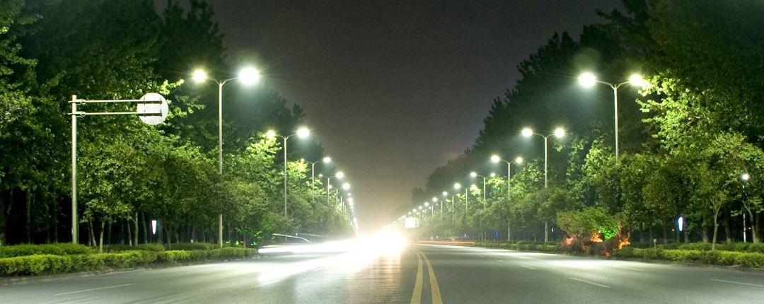 led street light ul 2020