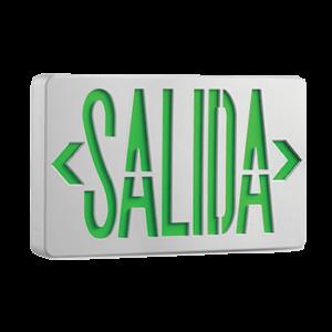 LED Emergency Fixture ZLSALIDA02 zl